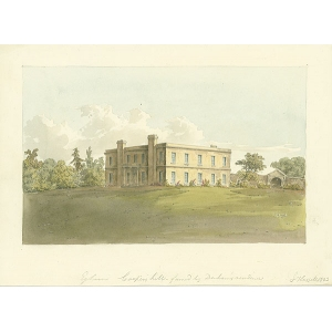 Coopers Hill - famed by Denham's residence