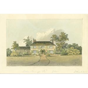 Cobham Vicarage, Revd Gibson
