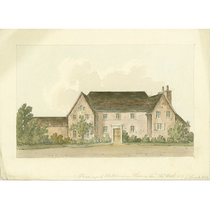 Parsonage of Walton upon Thames, Revd Thos Hatch