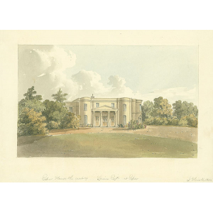 Esher House, the seat of Spicer Esqr