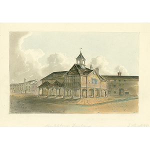 Market house, Farnham