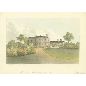 The seat of Woods Esqr, Frencham