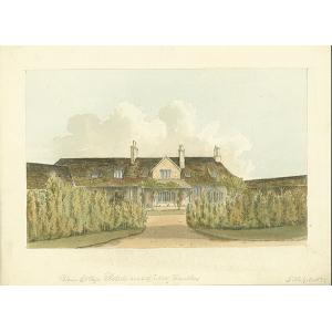 Vine Cottage, Elstead, seat of Mr Faulkes