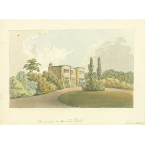 The seat of Mr Howard, Elstead