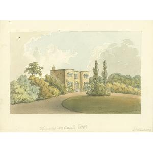 The seat of Mr Howard, Elstead