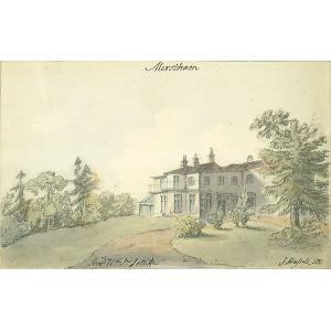 Merstham: Revd Wm Jn Jolliffe