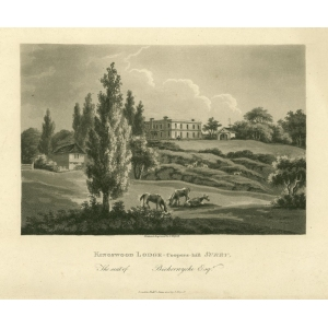 Kingswood Lodge, Coopers Hill, Surry