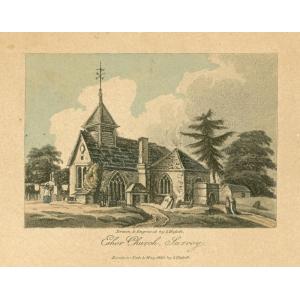 Esher Church, Surrey