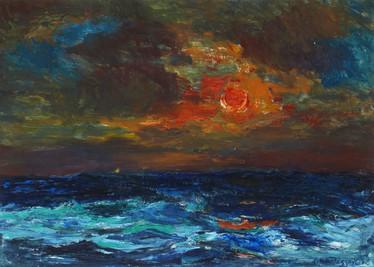 Crossing the North Sea