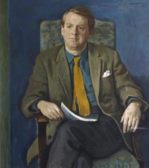 Portrait of Dr T. L. Cottrell