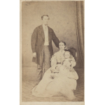 Thumbnail image for Mr and Mrs Walker, Mayor (and Mayoress) of Walsall