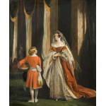Thumbnail image for The Duchess of Sutherland in her Coronation Robes