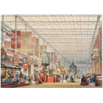Thumbnail image for View of the Great Exhibition 1851: British Nave