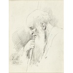 Thumbnail image for Old Man with Pipe
