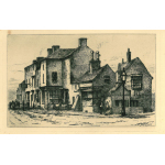 Thumbnail image for Old Buildings Walsall (Called Town's End Bank) from Remnants Of Old Wolverhampton (Vol.I. 1880. No.s 1-37)