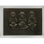 Thumbnail image for Three Wise Apes