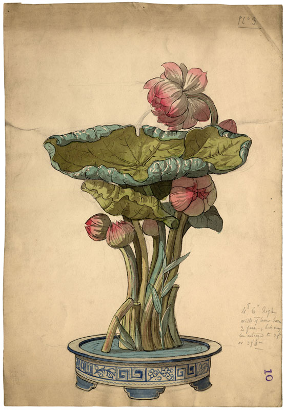 Search Results For The Minton Archive
