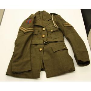 ATS uniform jacket