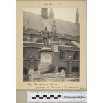 Thumbnail image for Cromwell Statue, outside the Palace of Westminster