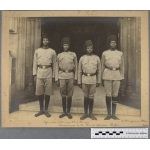 Thumbnail image for African Sudanese of King's African Rifles attending the Coronation