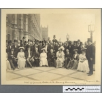 Thumbnail image for Visit of German editors to the Houses of Parliament