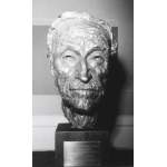 Thumbnail image for bust of Lord Raglan by K. Vojnarowski 1960