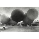Thumbnail image for Balloons at Crystal Palace 1900=1910